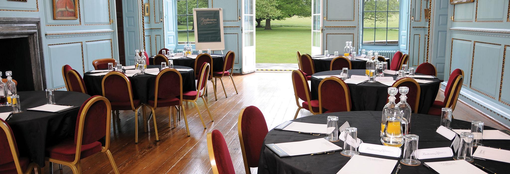 Corporate Events Bradbourne House Kent