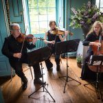 Orchestra Wedding Bradbourne House Kent