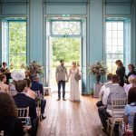 Wedding Ceremony Bradbourne House Kent