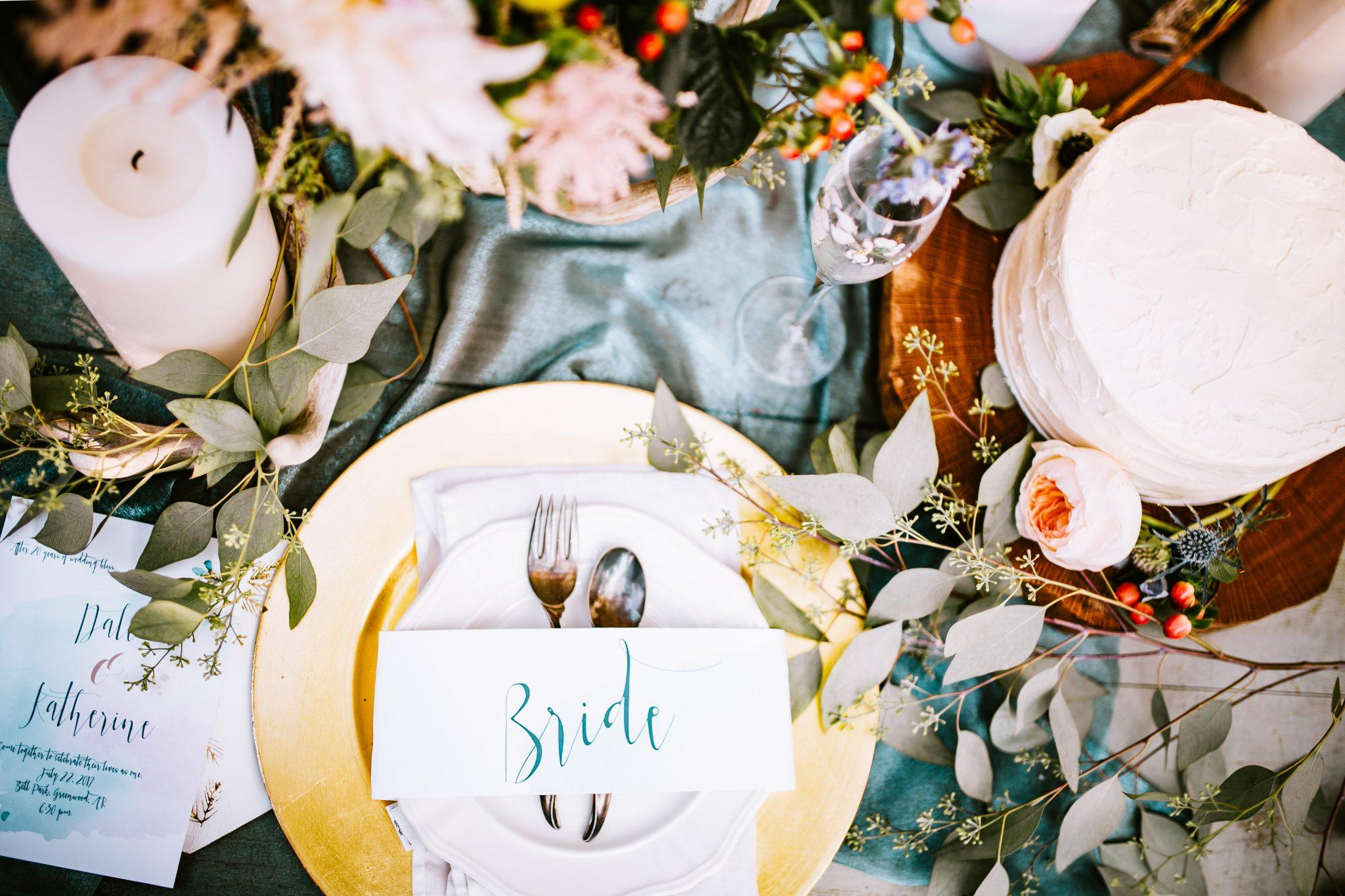 Wedding Menu Trends 2019 - Bradbourne House Kent